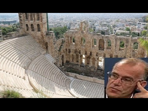 Victor D Hanson; What Greece Taught us about our selves & Western Culture ..!