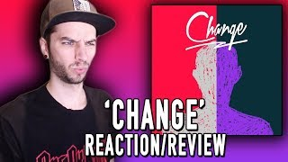 ONE OK ROCK 'CHANGE' REACTION & REVIEW!!!