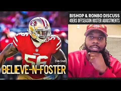49ers Fans Continue Trust In Reuben Foster
