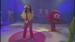 """""""Cristina Mel & Os Vegetais"""" - Melzinha, abelhinha (Ao vivo)"""