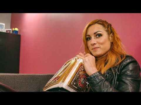 Becky Lynch opens up about her passionate fanbase: WWE Evolution Diary