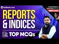 Reports & Indices | Important General Awareness for SSC, Bank & Railways | Abhijeet Sir