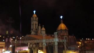 Luces en El Sabino Gto. 2017