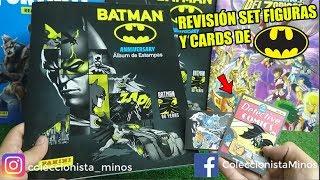 80 años de tarjeta híbridos 9 Panini-Batman