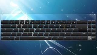 Activer le clavier virtuel