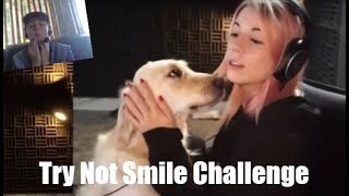 CHICA YOU'RE NOT FAIR!! | Try Not to Smile Challenge