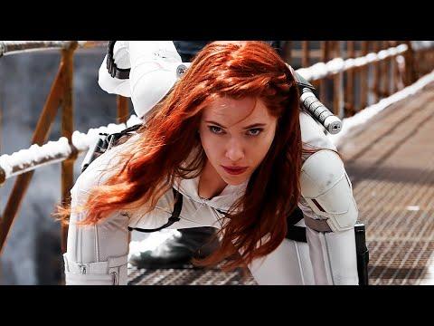 Чёрная Вдова — Русский тизер-трейлер (2020)
