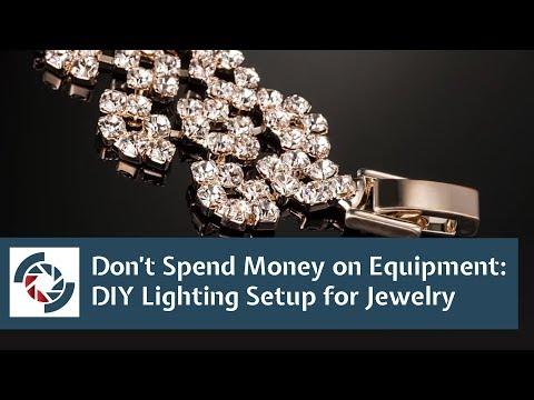 Don't Spend Money on Equipment: DIY Lighting Setup