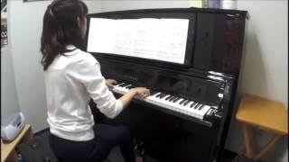 島村楽器イオンモール川口店、ピアノインストラクターの模範演奏動画で...