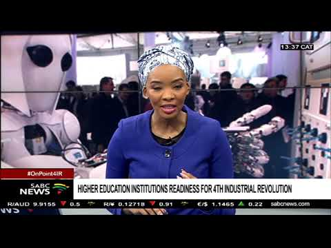4th Industrial revolution in education: Minister Naledi Pandor