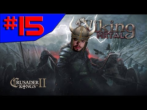 Crusader Kings 2 - PROGRAMA MEU DUCADO MINHA VIDA!!! #15 (Gameplay / PC / PTBR) HD