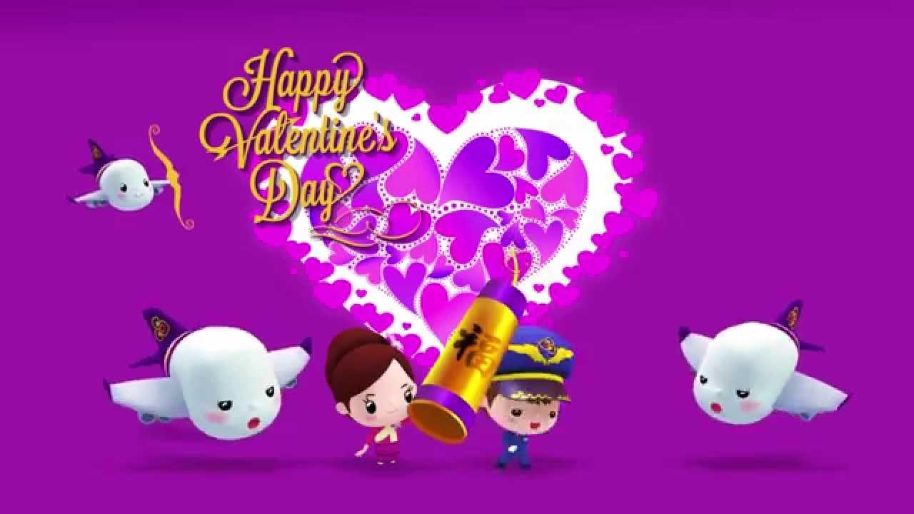 Thai Valentine S Day And Chinese New Year 2015 Youtube