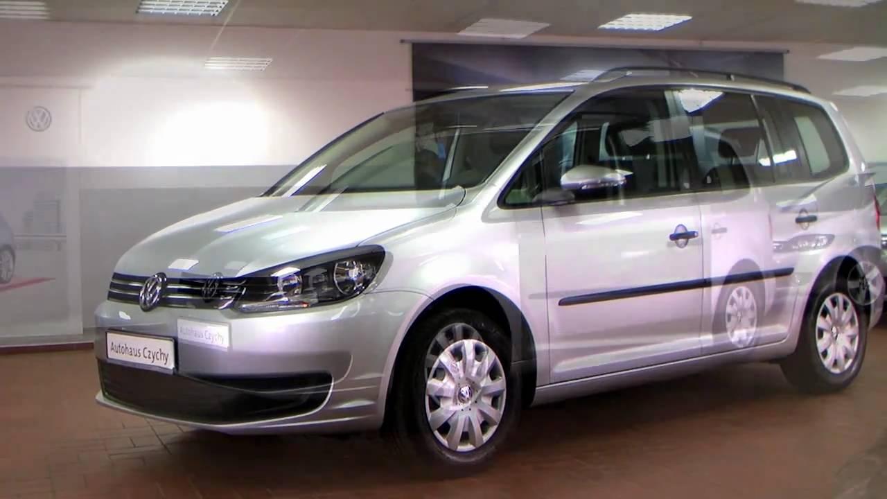 Volkswagen Touran 1 2 Tsi Bmt Trendline Modell 2011