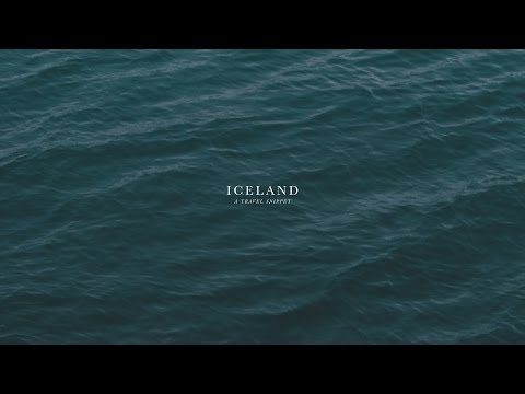 ICELAND // A TRAVEL SNIPPET