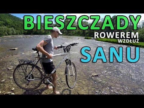 Bieszczady - Wzdłuż Sanu   Bieszczady Mountains - Along the San river - Poland
