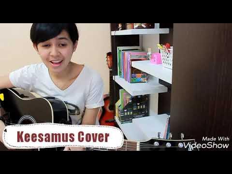 Cewek, thailand nyanyi lagu pop  indonesia