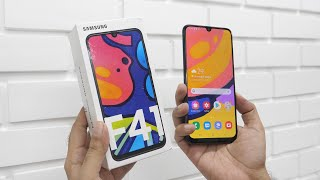 Samsung Galaxy F41 Unboxing & Overview Budget Mid Range Phone