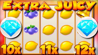 x??? win / Extra Juicy free spins compilation!