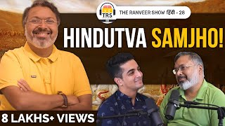 Hindu Mythology, Gods, Energies And History With Devdutt Pattanaik | The Ranveer Show हिंदी 28