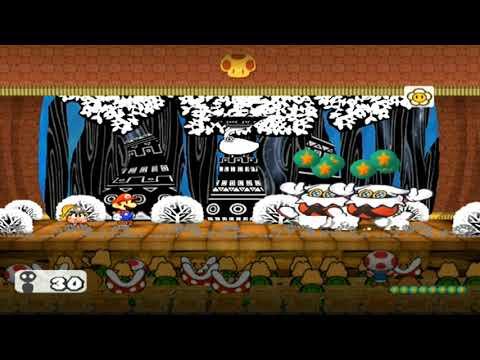Paper Mario: The Thousand-Year Door Parte 13 - Entrada secreta
