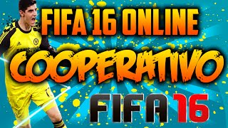 FIFA 16 Gameplay Cooperativo Online | PC | TopCrazyGames