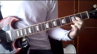 Cover No hay tregua (Barricada) 2ª Guitarra