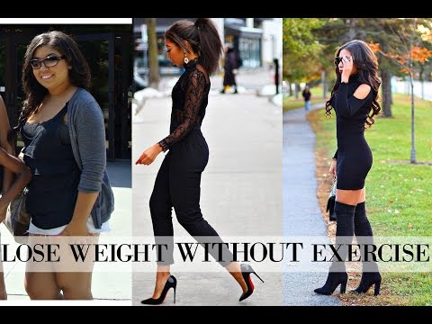 how-to:-lose-weight-without-exercise-|-realistic-weight-loss-plan-that-works!