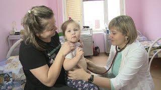 Ta'mirlash shahar gospital pediatriya bir uchastkadagi ochdi so'ng