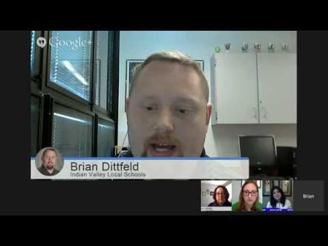 Edu on Air: Meeting the needs of young learners with tablets with Google Play for Education