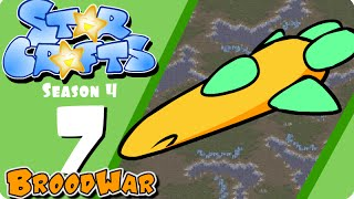 StarCrafts S4 BroodWar Ep 7