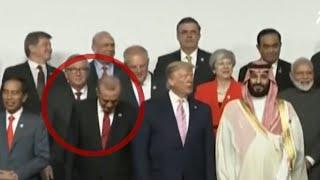 ترامب يهين اوردغان ويحتفي بمحمد بن سلمان
