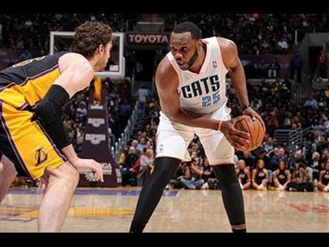 Al Jefferson Ties a Career-High With 40 Points!