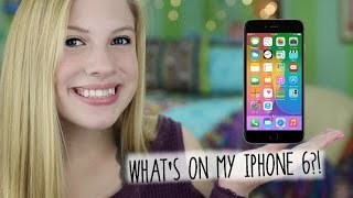 What's on my iPhone 6?! | beautyisgood Thumbnail