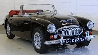 Austin-Healey 3000 MK3 BJ8 1966 -VIDEO- www.ERclassics.com