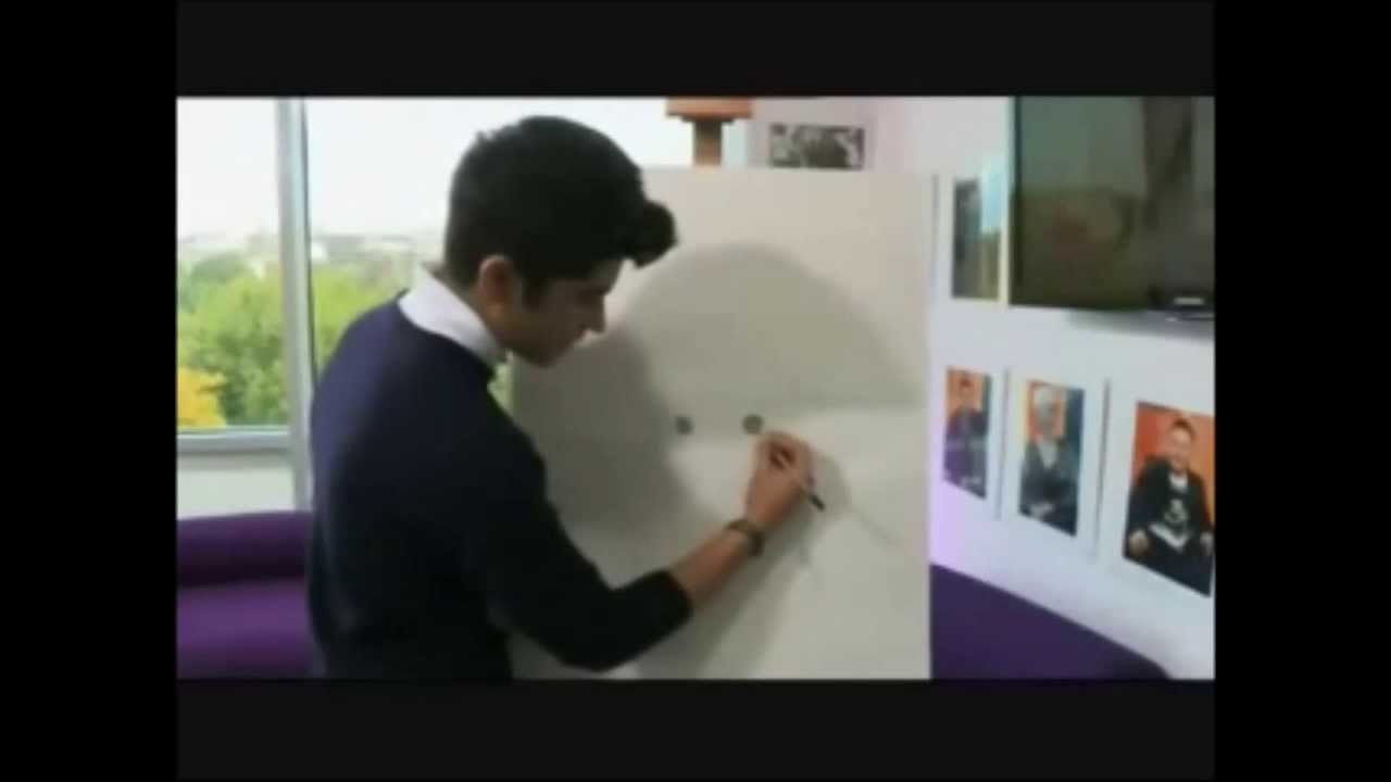 Zayn Malik Drawing Of Alan Carr Zayn Malik s Drawing Skills