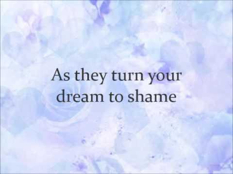 I Dreamed a Dream karaoke in A major (-6 pitch)