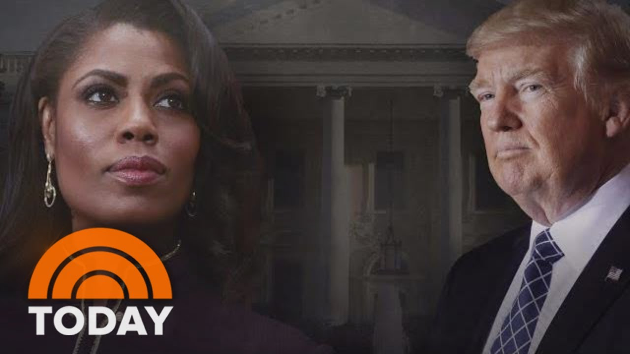 Omarosa taped call with Trump after she was fired
