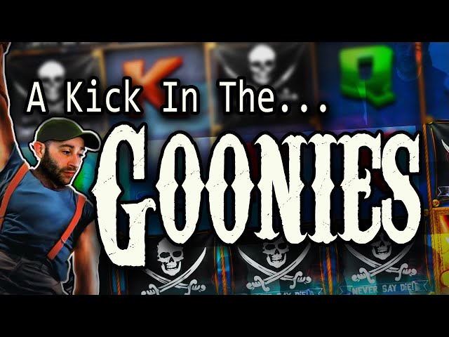 Online Slots: A Kick In The Goonies!