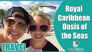 видео Oasis of the Seas Review - Full Walkthrough - Cruise Ship Tour - Royal Caribbean
