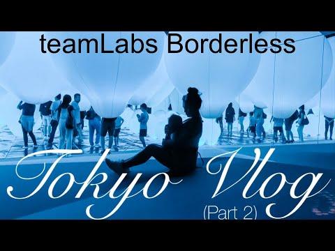 YouTube Beauty Guru AMANDA ENSING made me do it! ✨🤗 TOP THING TO DO IN TOKYO | Must Watch! teamLabs thumbnail