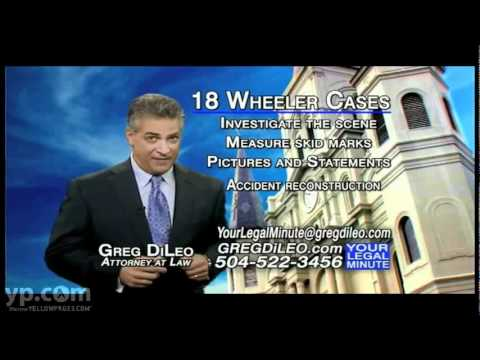 Gregory DiLeo | Personal Injury Attorney | New Orleans, LA