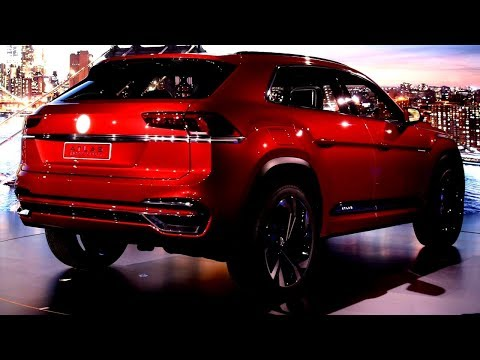 NEW VOLKSWAGEN ATLAS CROSS SPORT | IN DETAILS | GREAT CROSSOVER SUV CONCEPT