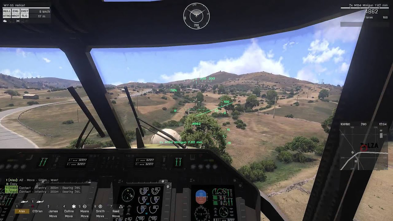 Flight Simulator and Virtual Aviation Blog: Sim pilot view
