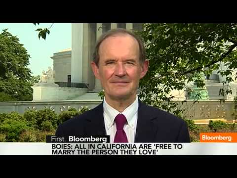 David Boies: Bring Marriage Equality in All States
