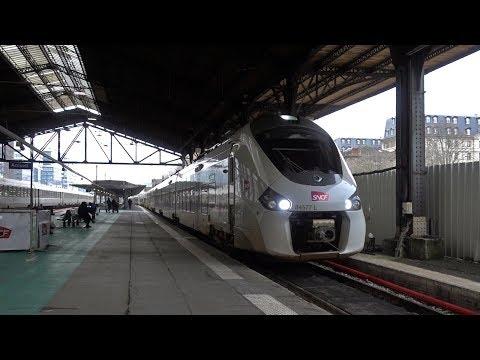Alstom Regiolis At Paris Austerlitz Station
