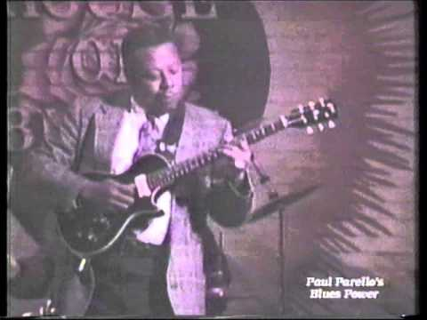 "B B  Jones ""Let The Good Times Roll"" Paul Parello's Blues Power"