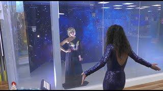 GF Vip, Samantha De Grenet crolla in lacrime dopo la lite con Antonella Elia