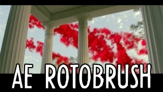 Adobe After Effects Rotobrush & Diy Hanging Light Kit : Awesome Directors Project