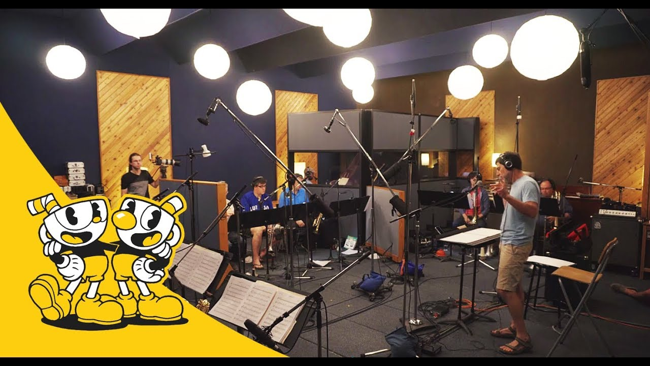 The Music of Cuphead: Recording Floral Fury