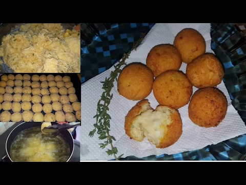 [Mauritian Cuisine] Cheese Balls Recipe | Recette Croquette Fromage Mauricien